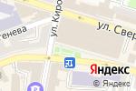 Схема проезда до компании Макдоналдс в Астрахани