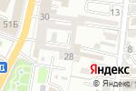Схема проезда до компании Латераль-групп в Астрахани