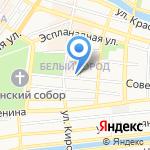 Ростелеком на карте Астрахани