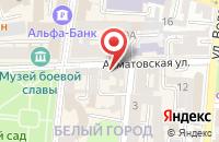 Схема проезда до компании It`s me в Астрахани