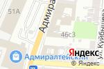 Схема проезда до компании Обоиград в Астрахани