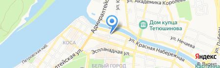 Чай & Кофе на карте Астрахани