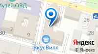 Компания Мега-праздник на карте