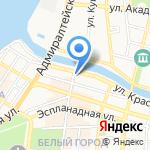 СарБТИ на карте Астрахани