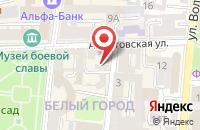 Схема проезда до компании Baby Room в Астрахани