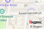 Схема проезда до компании Mario Muzi в Астрахани