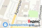 Схема проезда до компании АЗК в Астрахани