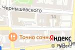 Схема проезда до компании Нотариус Нуруллаева Э.Х. в Астрахани