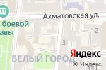 Схема проезда до компании АртЛавка в Астрахани