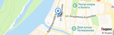 Региональный Центр Независимой Экспертизы на карте Астрахани