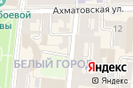 Схема проезда до компании Анжелика в Астрахани