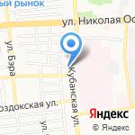 Единство на карте Астрахани