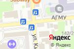 Схема проезда до компании Медицинский специализированный магазин в Астрахани