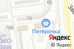 Схема проезда до компании Магазин женской одежды и обуви в Астрахани