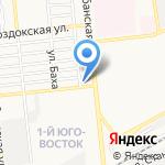 Happy Pets на карте Астрахани