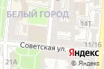 Схема проезда до компании Аст-Норма в Астрахани