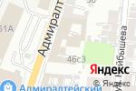 Схема проезда до компании ЭКОСОЛЬ в Астрахани