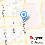 СК Миком на карте Астрахани