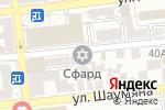 Схема проезда до компании Местная религиозная организация ортодоксального иудаизма г. Астрахани в Астрахани