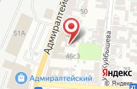 Схема проезда до компании Астфлотресурс в Астрахани