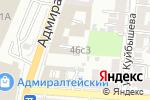 Схема проезда до компании Мои печати и штампы в Астрахани