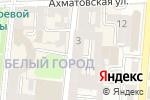 Схема проезда до компании Стоматологическая поликлиника №2 в Астрахани