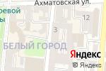 Схема проезда до компании Центр индийской культуры в Астрахани
