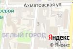 Схема проезда до компании Детская стоматологическая поликлиника в Астрахани