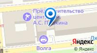Компания РА на карте