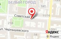 Схема проезда до компании Пирамида Аэро в Астрахани
