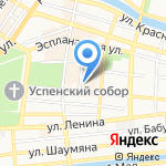 ГАВАР на карте Астрахани