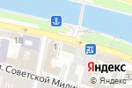 Схема проезда до компании Управление по сохранению культурного наследия Министерства культуры и туризма Астраханской области в Астрахани