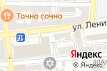 Схема проезда до компании БАНКЪ БИЛЕТОВ в Астрахани