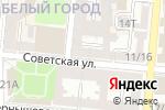 Схема проезда до компании Фолиант в Астрахани