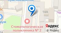 Компания ЯРГА на карте