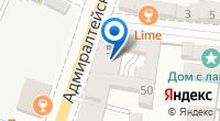 Компания ДВЕРИВЕЛЛ на карте