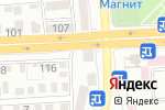 Схема проезда до компании Гардиан в Астрахани