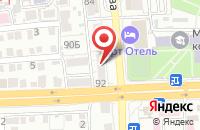 Схема проезда до компании ПИВТОРГ в Астрахани