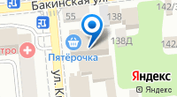 Компания КРЕПМАРКЕТ на карте