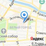 Магазин арабских духов на карте Астрахани
