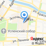 Lazoliya на карте Астрахани