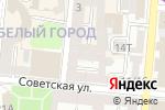 Схема проезда до компании Страховая компания в Астрахани