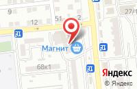 Схема проезда до компании Авизо в Астрахани