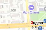 Схема проезда до компании Автолидер в Астрахани