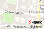 Схема проезда до компании БТИ, ГБУ в Астрахани
