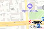 Схема проезда до компании ОФОРМИТЕЛЬ в Астрахани