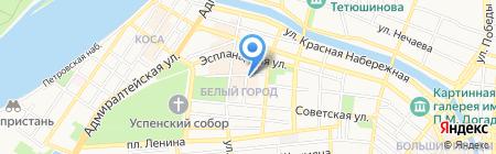 LAZOLYA на карте Астрахани