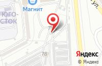 Схема проезда до компании Микс в Астрахани