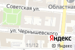 Схема проезда до компании Астраханское БТИ в Астрахани
