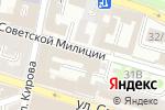 Схема проезда до компании Отдел полиции №4 в Астрахани